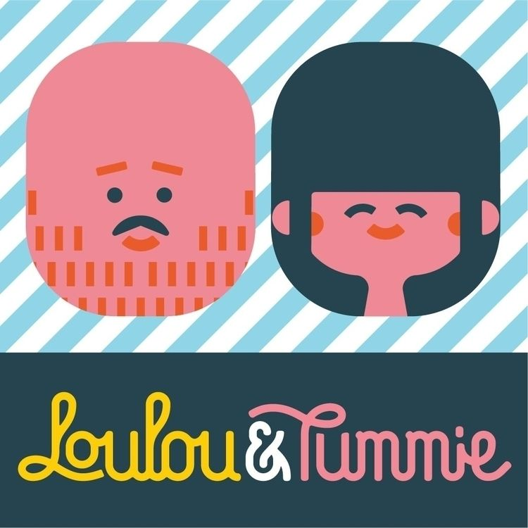 Updated avatars. watching mirro - louloutummie | ello