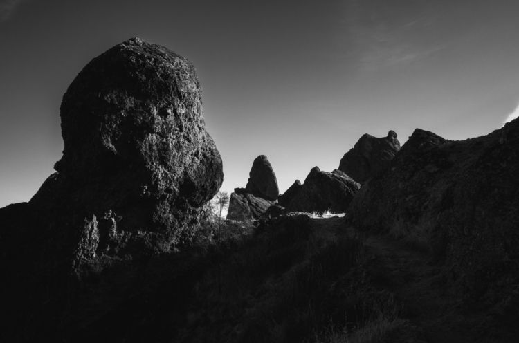 rock formations Pinnacles Natio - aaronvizzini | ello