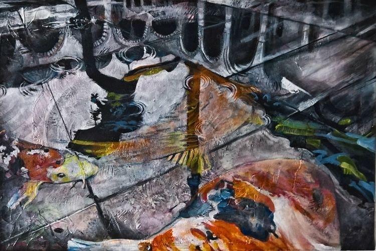 Transcendence (2018) - Sold 40x - magistermagus | ello