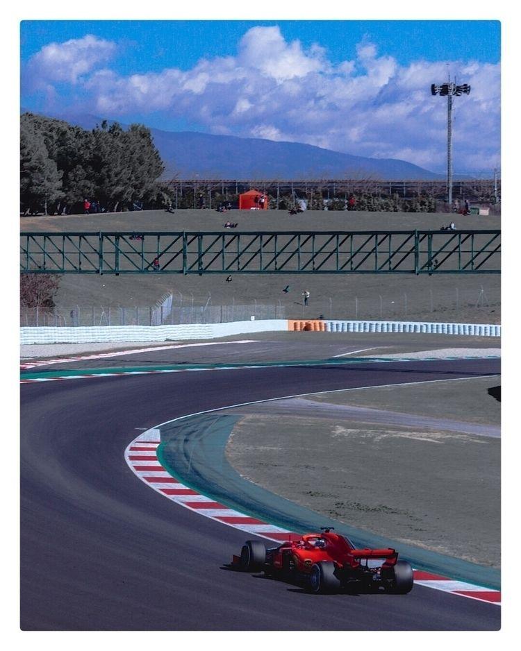 Vettel F1 Tests - racing, car, Testing - noelgar99 | ello