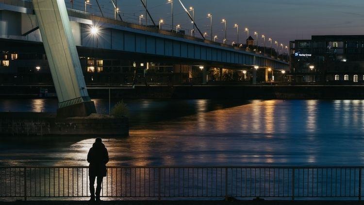 Bridge - cologne, rhine, severinsbridge - gkowallek | ello