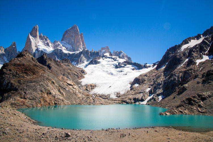 Laguna de la Tres, El Chaltén,  - sandercrombach   ello