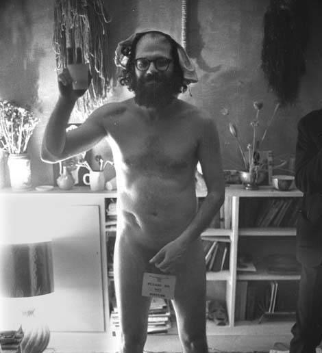Allen Ginsberg - kjmh   ello