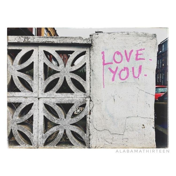 Love Letter | 100318 - typography - alabamathirteen | ello