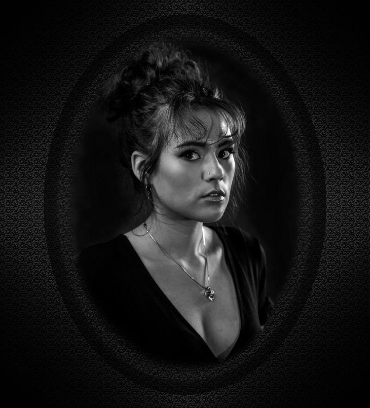 blackandwhite, portrait, photography - anibalphotodesign   ello