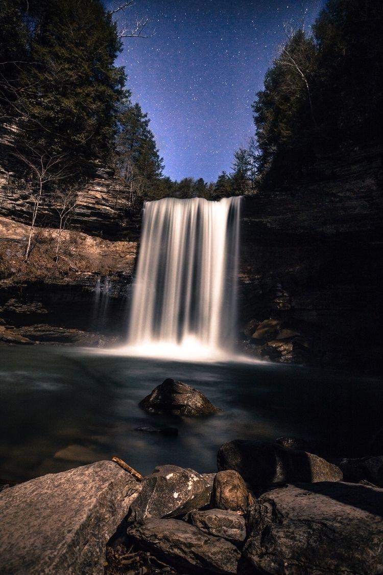 Tennessee waterfall - mattmcguirephoto   ello