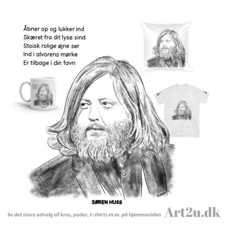 Pen Ink drawing Art2u.dk - Søren - art2u   ello