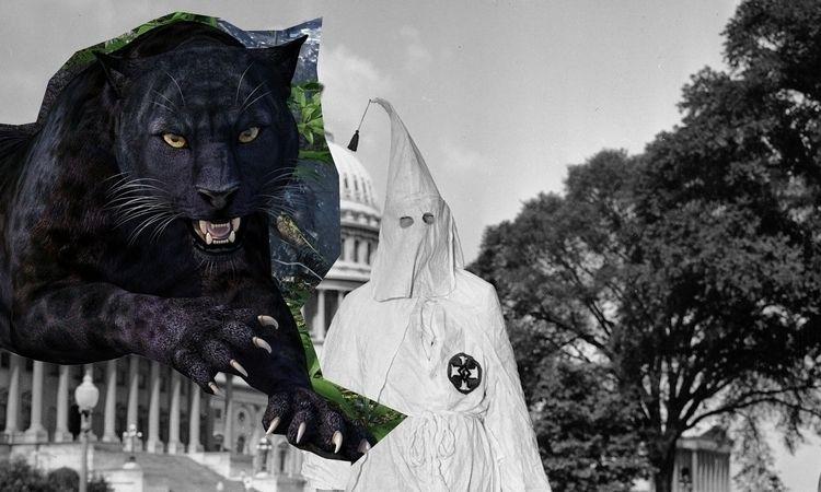 3.11.18 2236 - blackpanther, KKK - pvarnhagen | ello