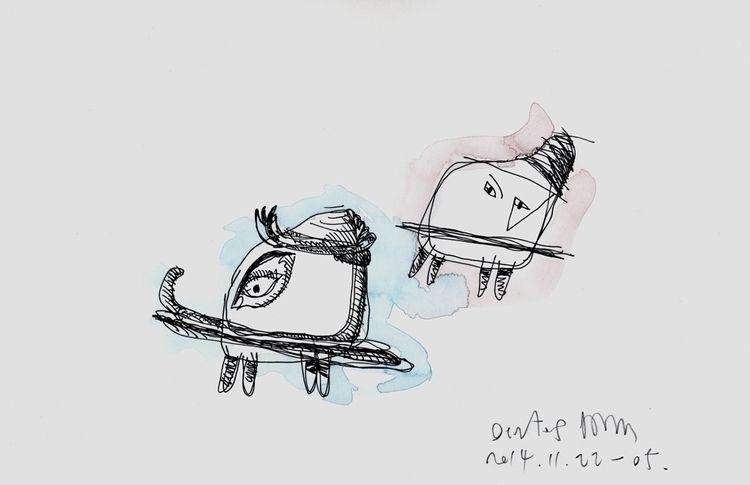 tiny creatures - 05 november 22 - istvanocztos | ello