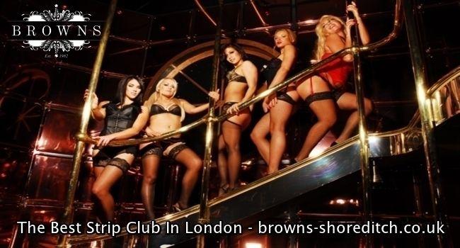 Strip Club London - browns-shor - brownsshoreditch | ello