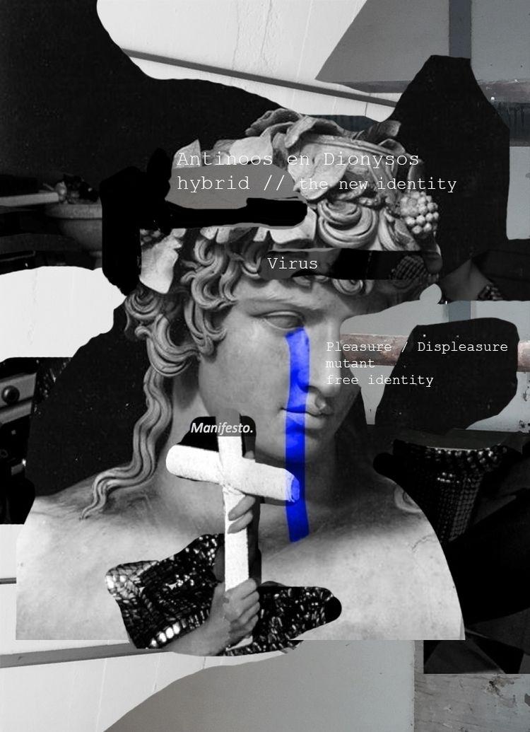 Antinoos Dionysos - hybrid- ide - aphroditekoupepidou | ello