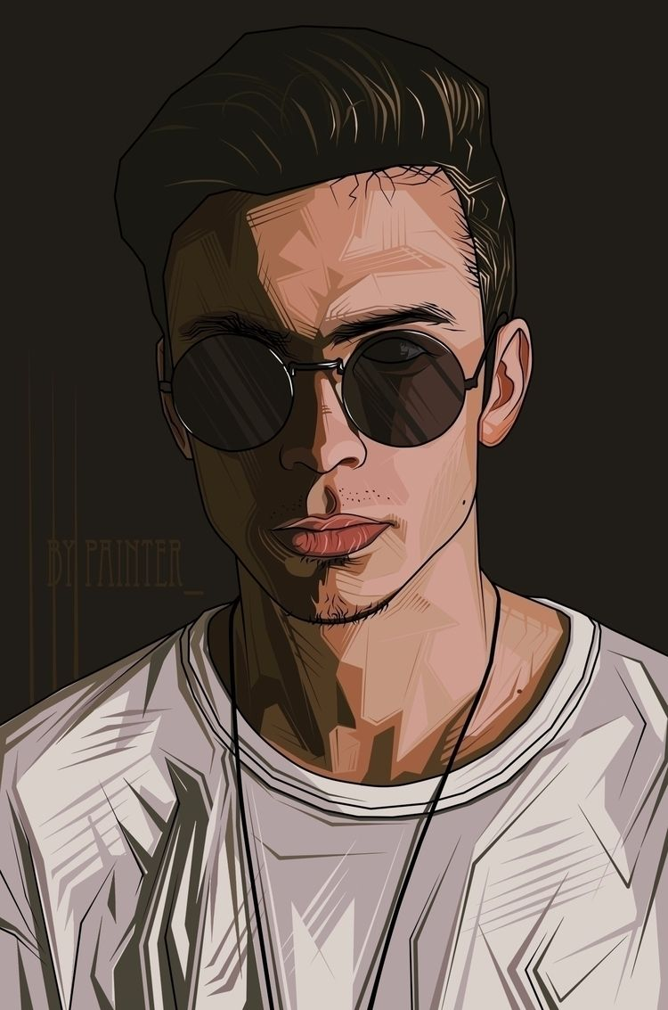 ART - Illustration, graphicdesign - painter_ | ello