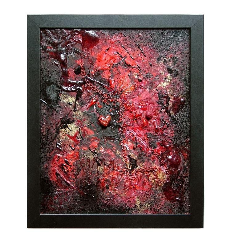 memoriam lovers 27 32 cm framed - artizmoksa | ello