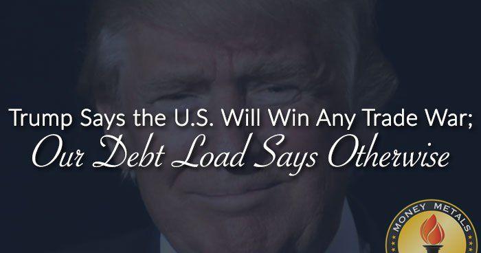 Donald Trump fired major shots  - moneymetals | ello