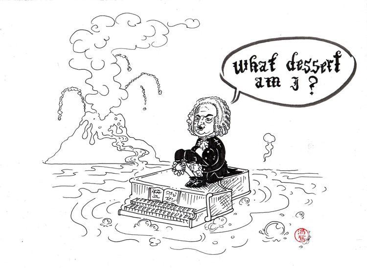 Dad joke. guess answer - art, illustration - otterglitter | ello