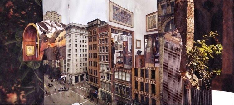 Untitled Panorama collage paper - emidio_is_here | ello