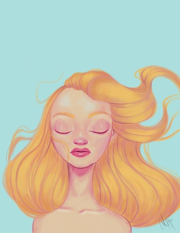 long hold wind, weight thoughts - amberkrueger | ello