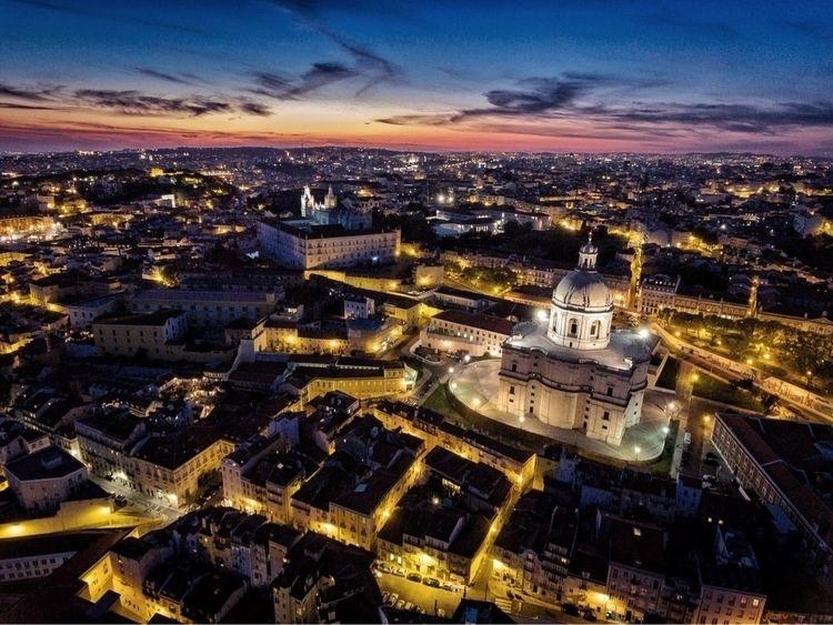 Panteão, Lisboa, portugal, drone - lourencovc   ello