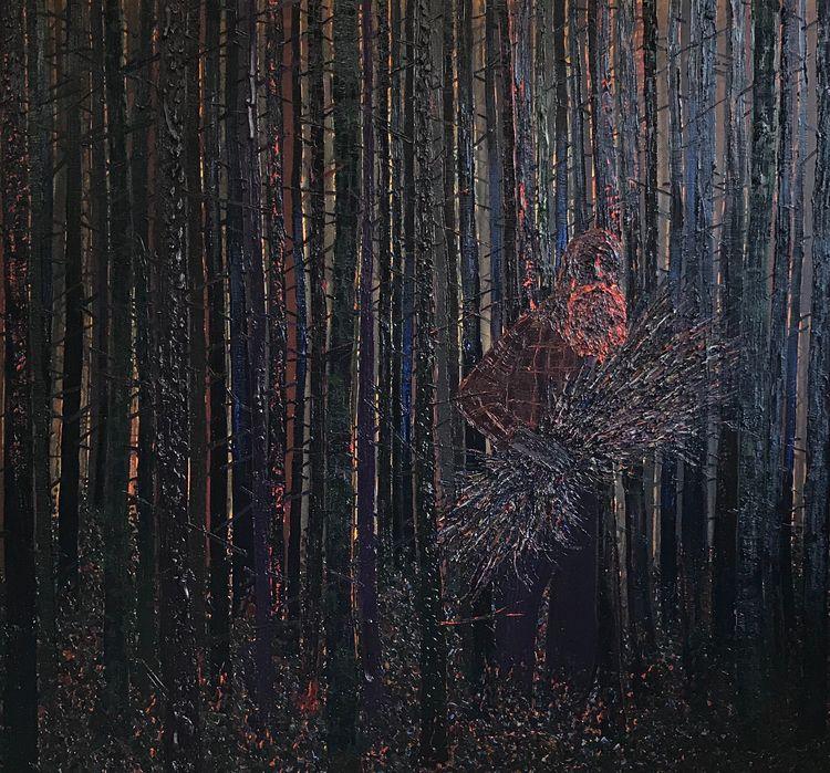 solo show Darkness Trafo Stetti - reneholm | ello