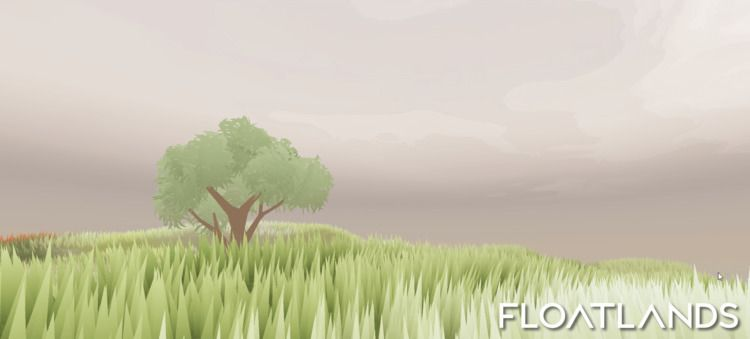 Working game weather, cloudines - floatlands | ello