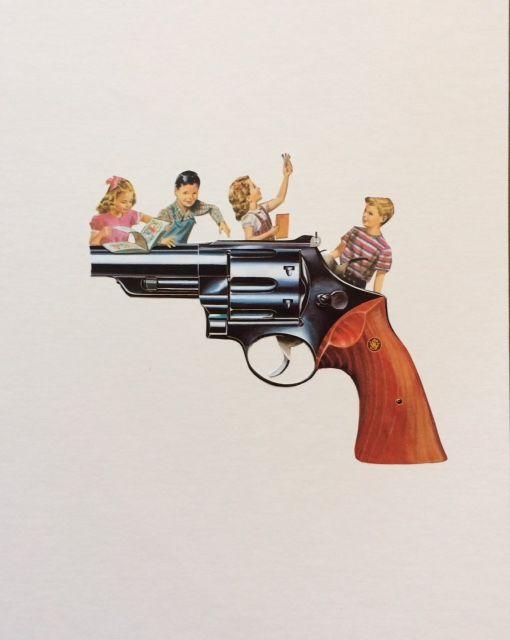 Stop funding arts - guns, teachers - danielletcole | ello