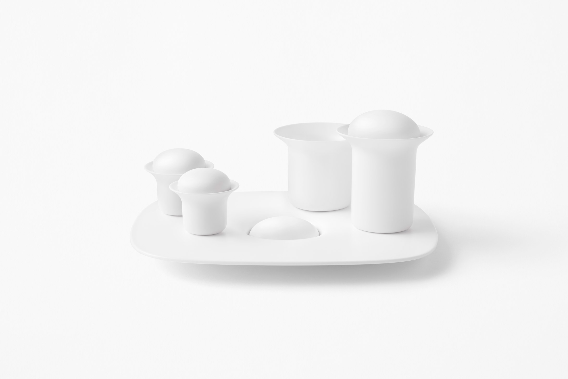 Stone collection Nendo - minimalist | ello