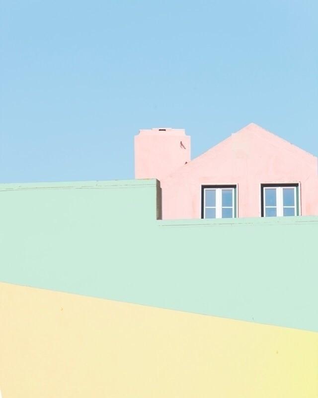 art, architecture, colorful - matthieuvenot | ello