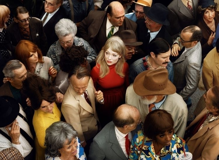 Crowd (Emma). Alex Prager - thinkoutsidethebox | ello