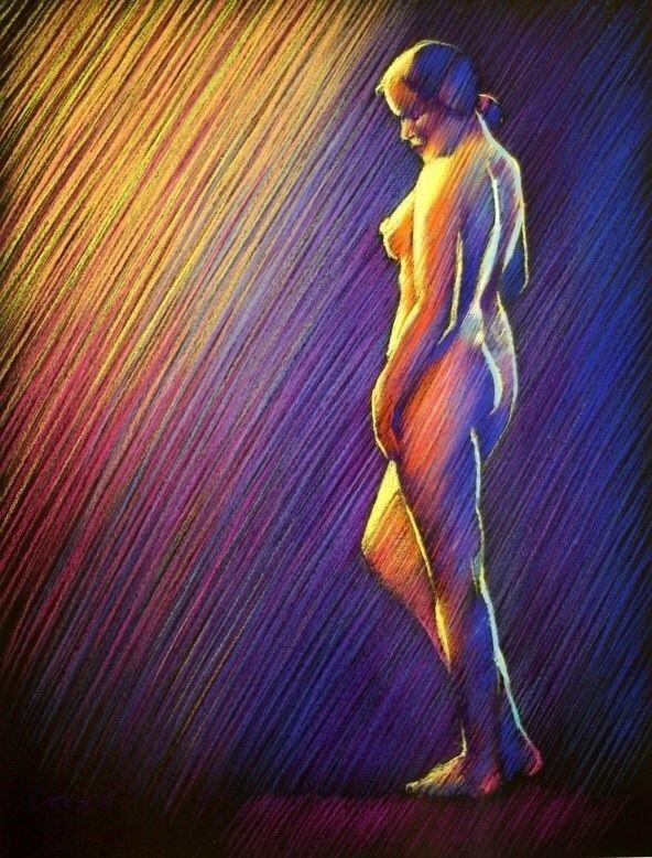 Pastel study 1 (2013) sale) dra - corneakkers | ello