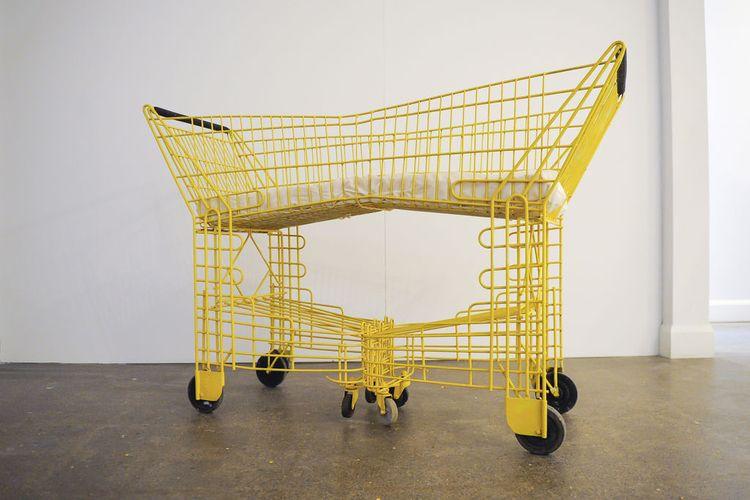 fused shopping carts urban crib - nathaliequagliotto | ello