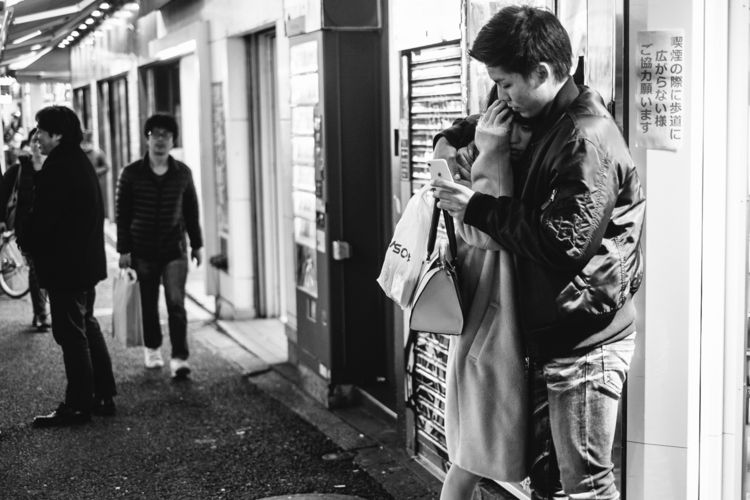 Shibuya, Tokyo - tokyo, japan, streetphotographer - adamkozlowski | ello