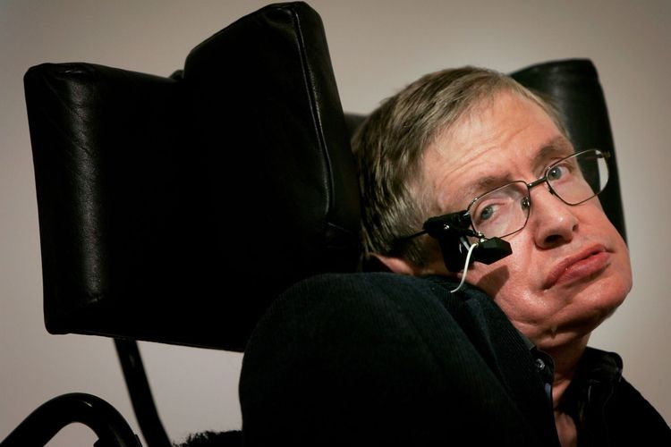 Stephen Hawking, world-famous p - alexyoung231 | ello