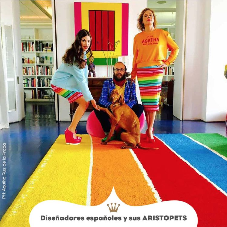 En el mundo de la moda española - aristopet | ello