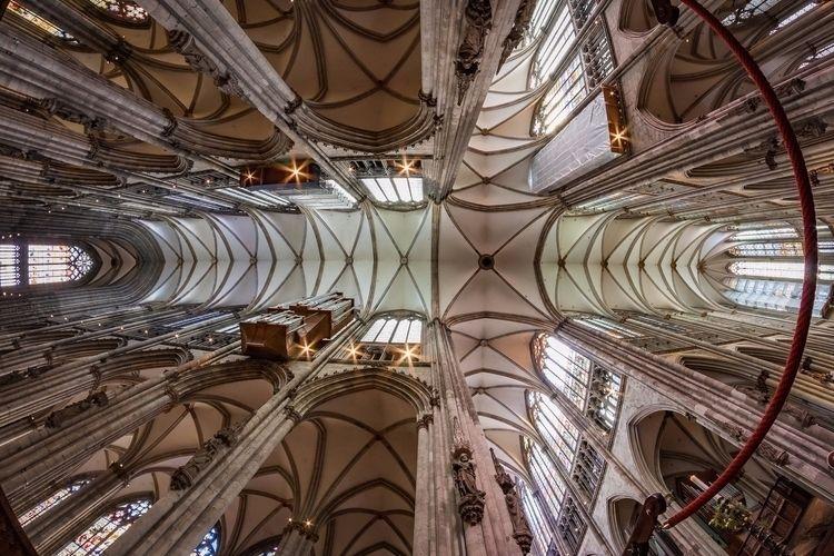 Der Kölner Dom great cathedral  - gkowallek | ello