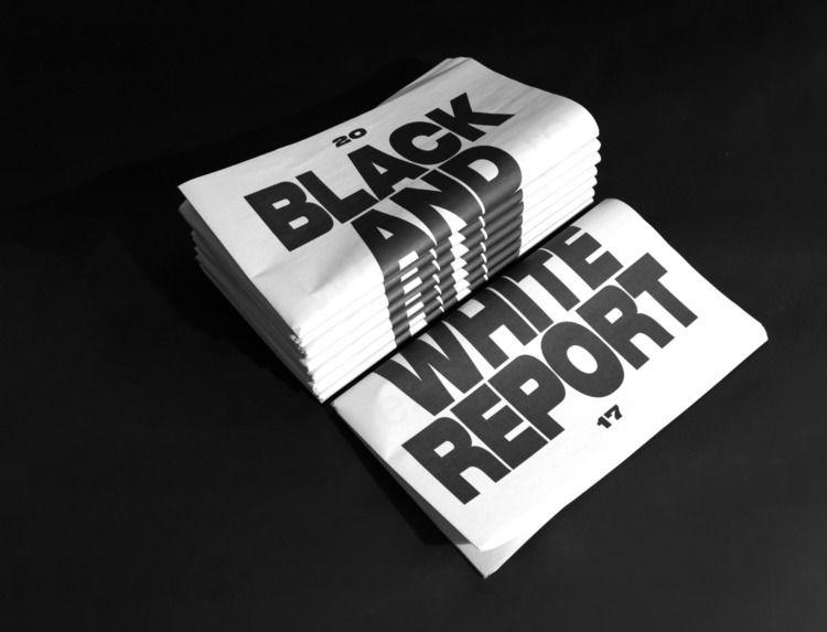 Black White Report Ryan Atkinso - rachelmauricio | ello