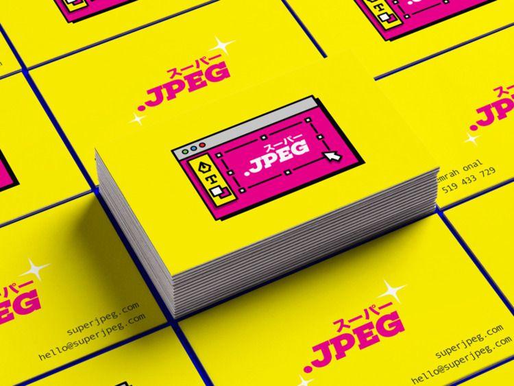 mah business cardz - design, print - superjpeg | ello