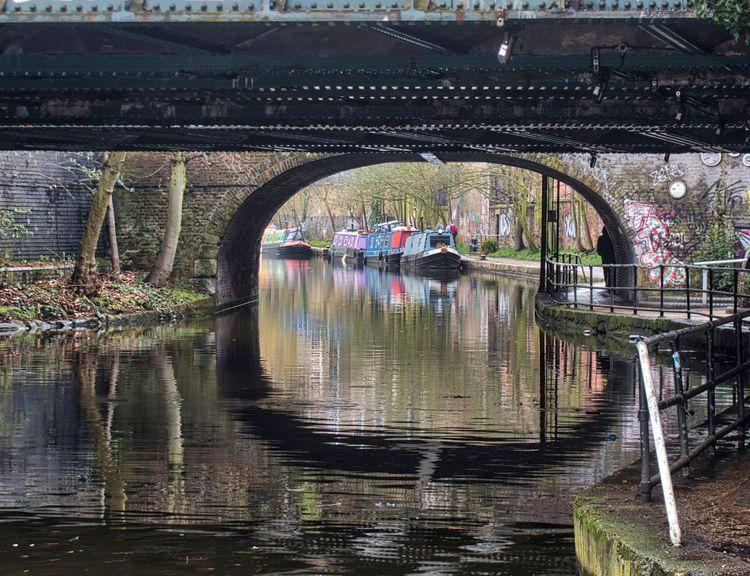 bridge - Canal Camden London - london - neilhoward | ello
