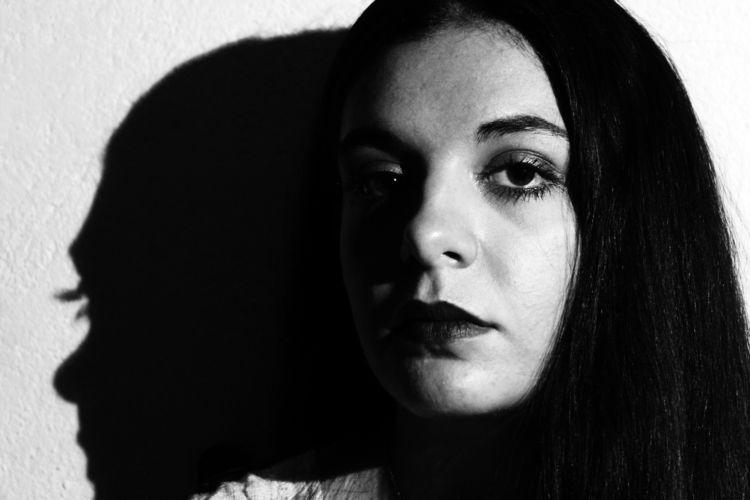 photography, portrait, bw, blackandwhite - imcarol | ello