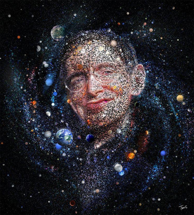 amazing universe Stephen Hawkin - tsevis | ello