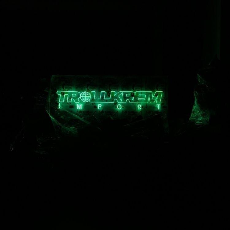 pleasure 2 meter wide neon sign - pettermyhr | ello