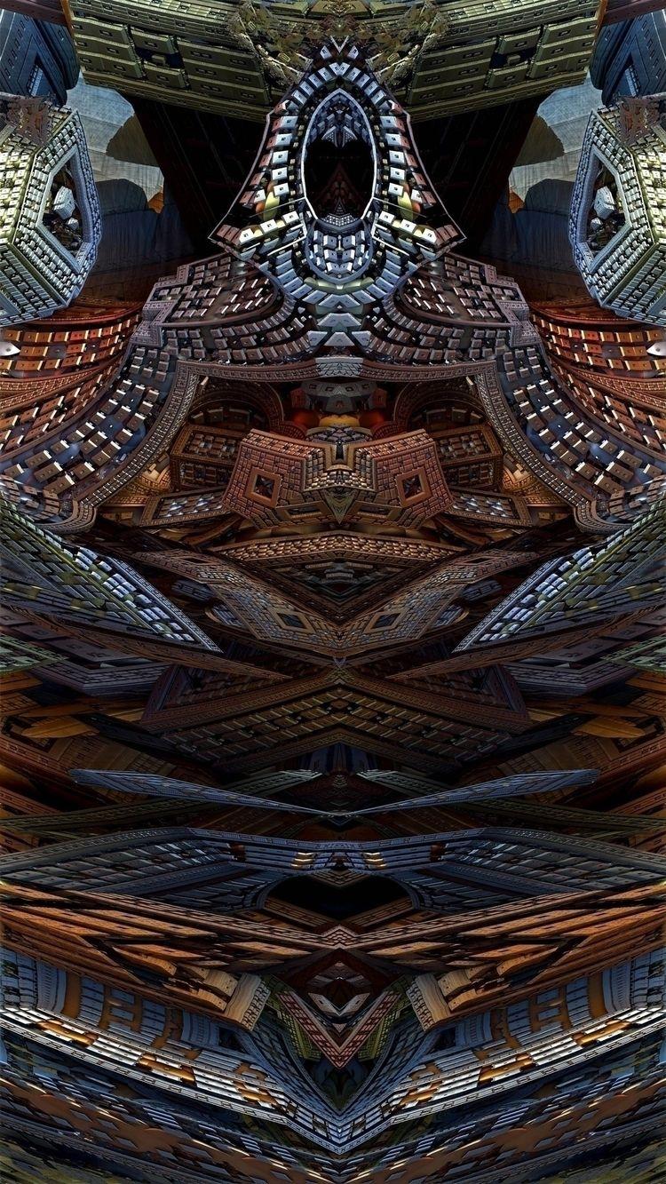 Hathor-Sekhmet guarding levels  - zygzwurx   ello