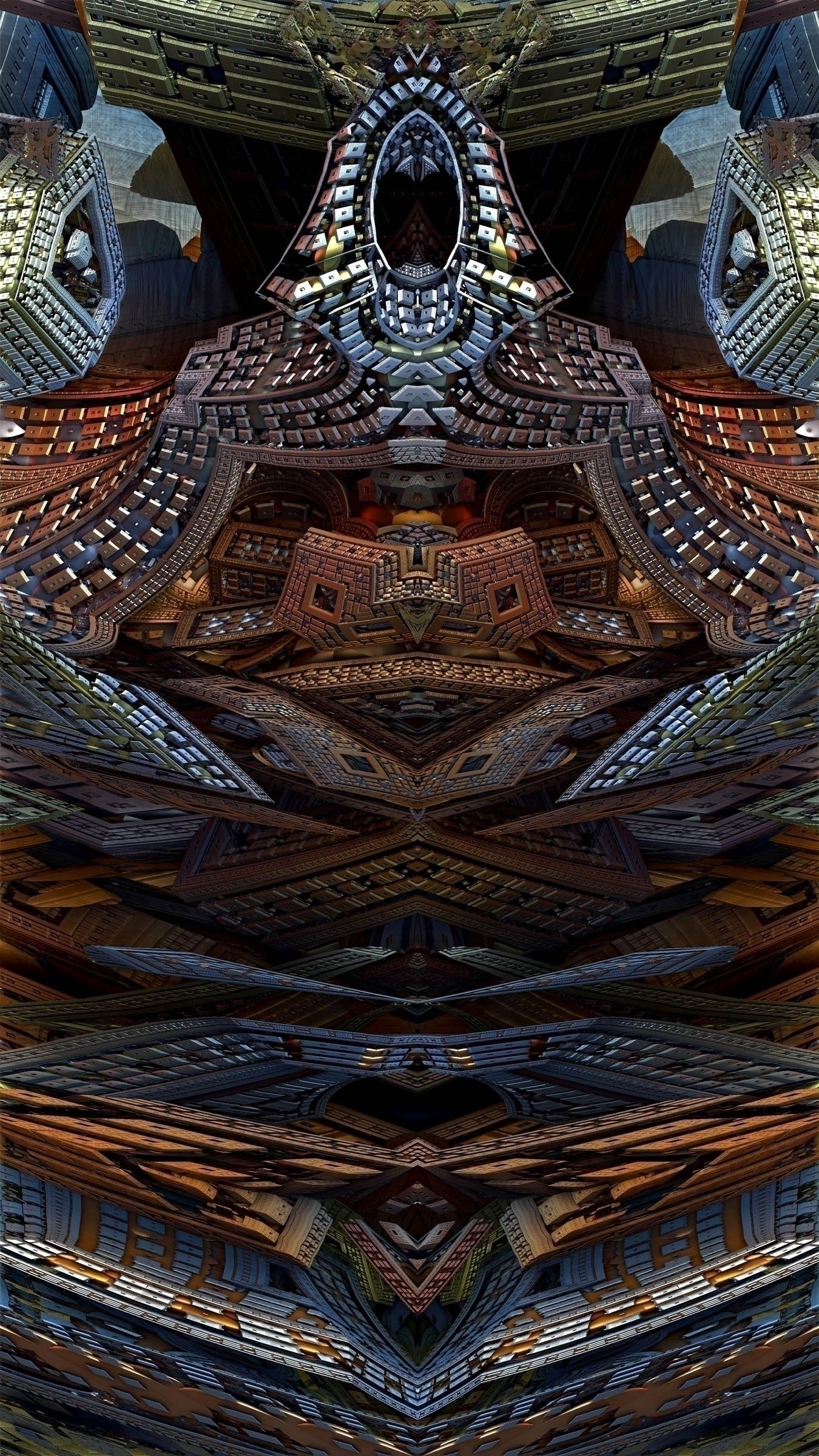 Hathor-Sekhmet guarding levels  - zygzwurx | ello