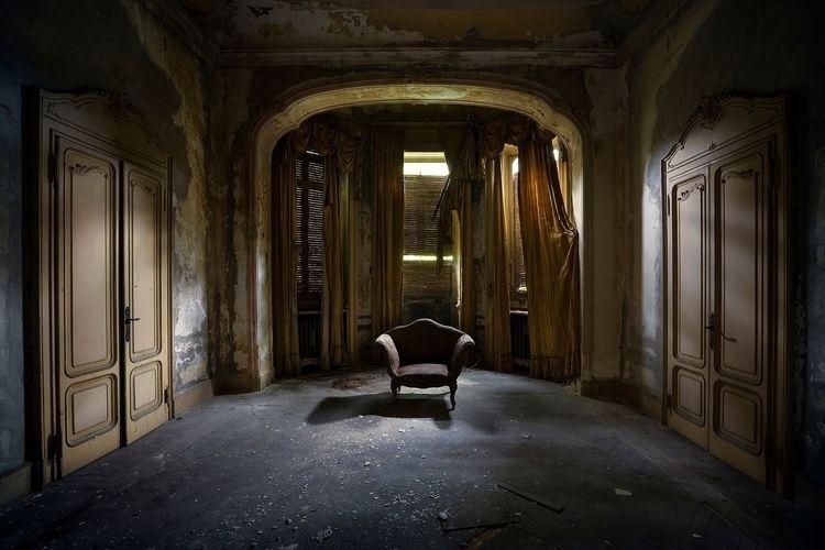 amazing long exposure dark plac - forgottenheritage | ello