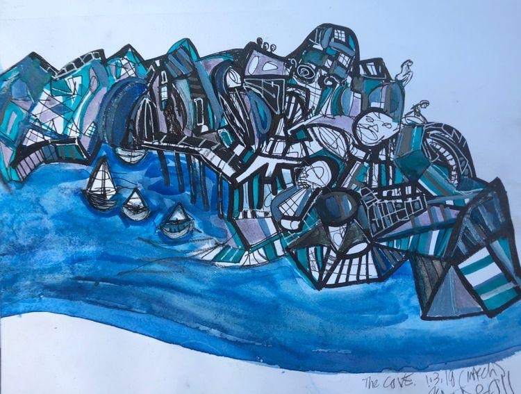 art awhile primarily studio art - romasanta10 | ello