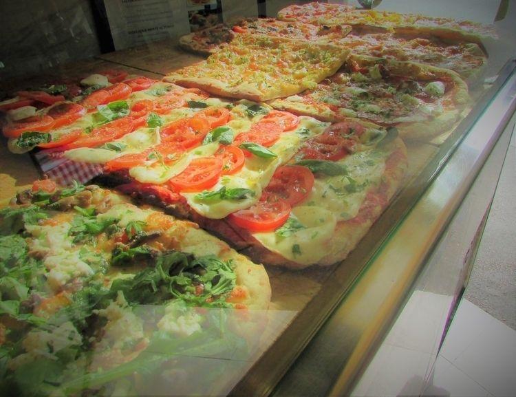 Pizza, Rome, rustic, rusticpizza - vicmk   ello