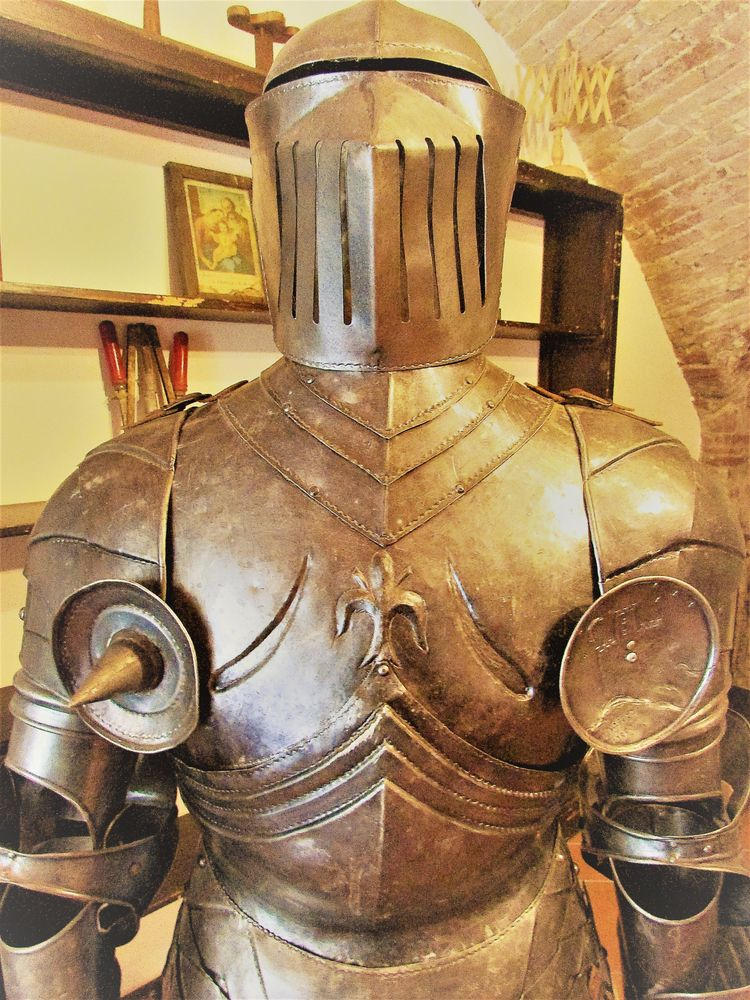 Armor, battle, Helmet, Gladiators - vicmk | ello