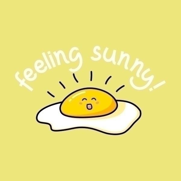 Sunny-Side Designed Shirt Woot  - flamingimp | ello