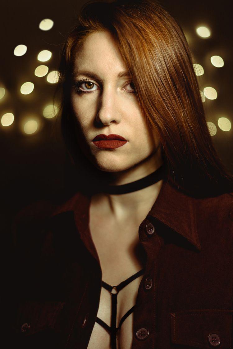 """Stop Making Face"" — Photograph - darkbeautymag | ello"