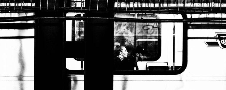 Subway, Toronto, Ontario, Canad - carlrittenhouse   ello