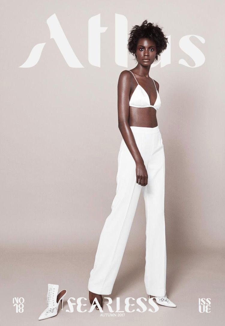 Atlas Magazine | Autumn 2017 Fe - meganbreukelman | ello